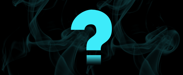 Vaping Questions